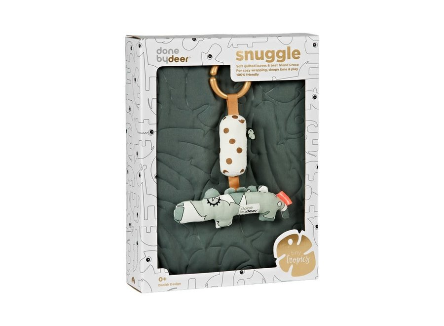 Done By Deer - Quilt & Croco giftbox