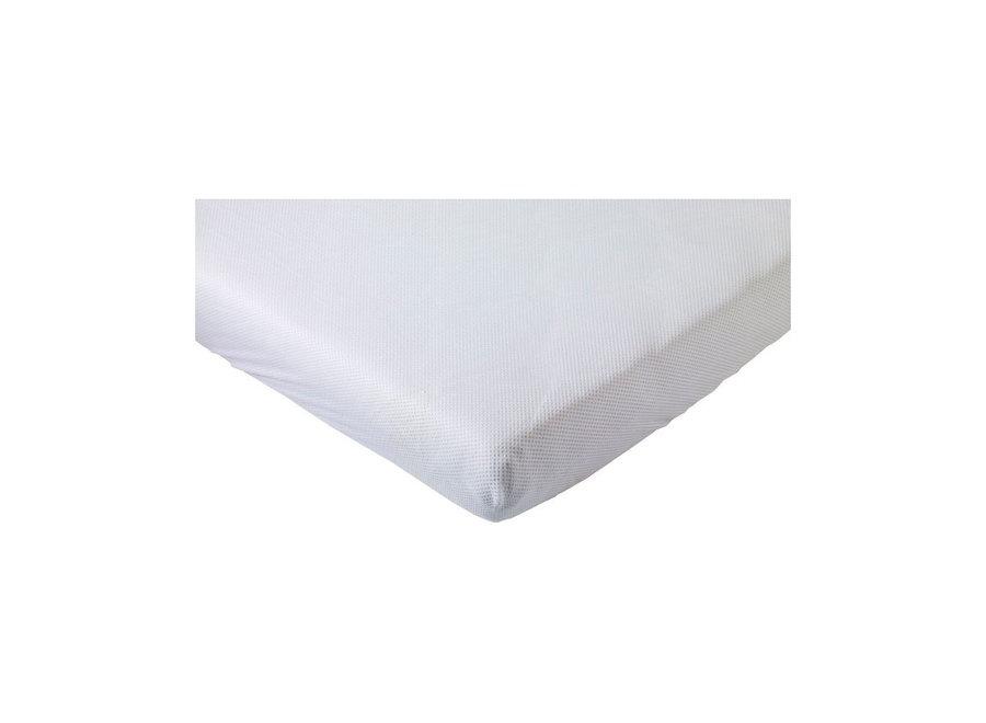 Geboortelijst Katia - Aerosleep - Hoeslaken White - 60 x 120