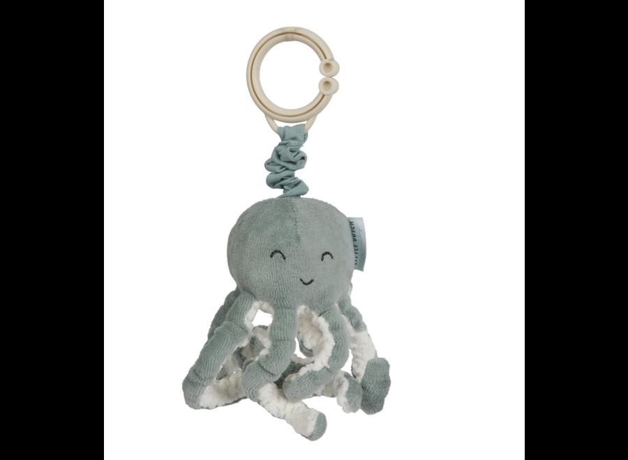 Little Dutch - Trilfiguur Octopus - Ocean Mint