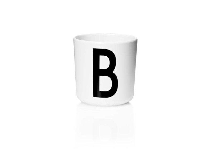 Copy of Design Letters - Drinkbeker A - D B