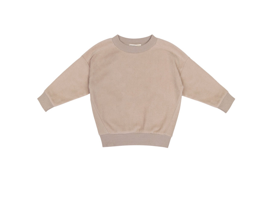 Phil & Phae - Oversized teddy sweater