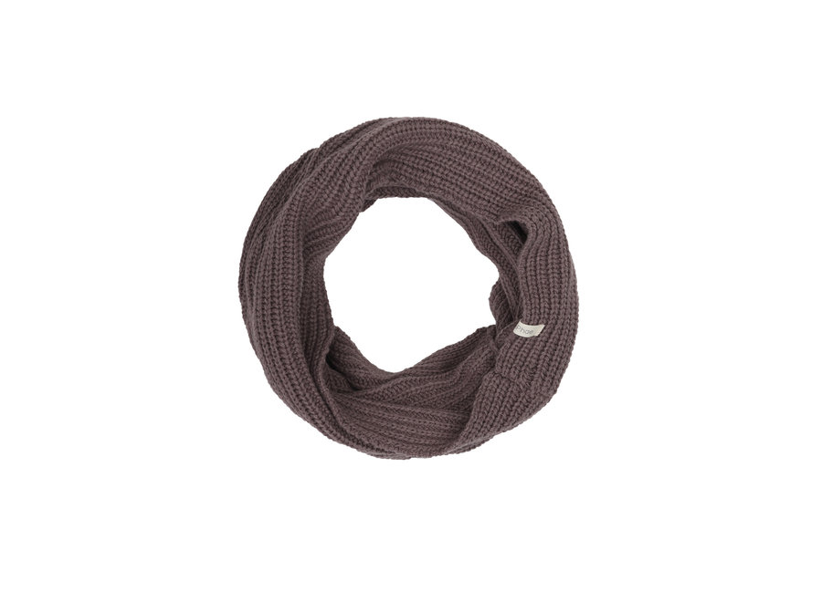 Phil & Phae - Cashmere-blend infinity scarf - Lavender