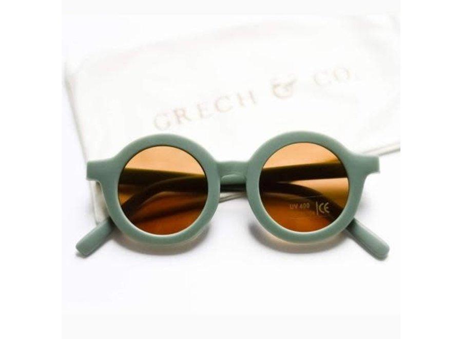 Grech & Co - Sustainable Kids Sunglasses - Fern