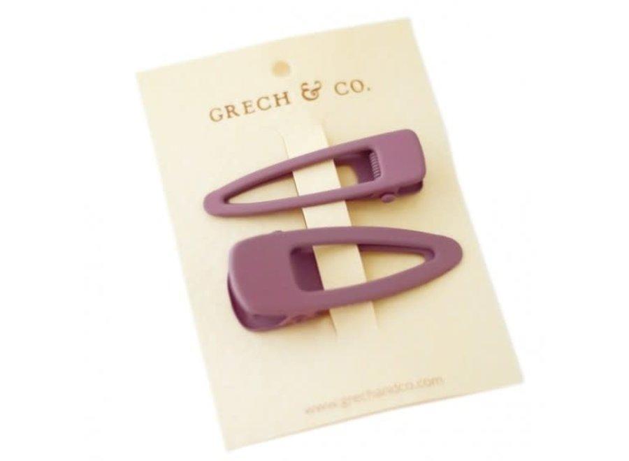 Grech & Co - Grip Clips set of 2 - Burlwood