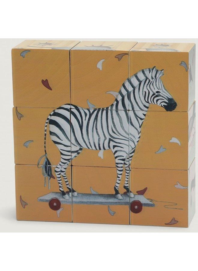 Konges Slojd - Block Puzzle