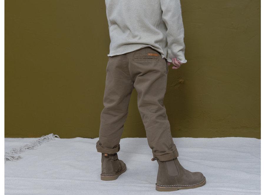 Nixnut - Raw Shirt - Sand