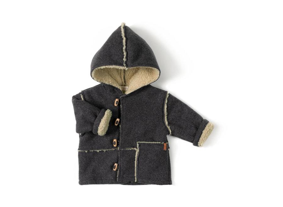 Nixnut - Winter jacket - Antracite