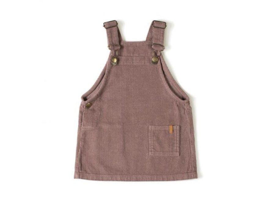 Nixnut - Dungee Dress  - Mauve