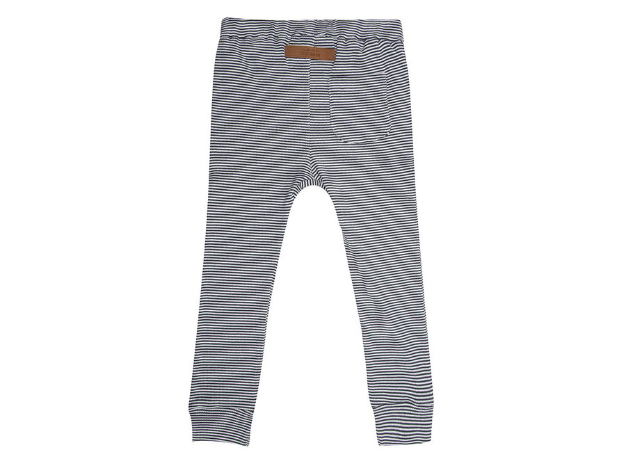 Little Indians - Pants - Small Stripe - Rib