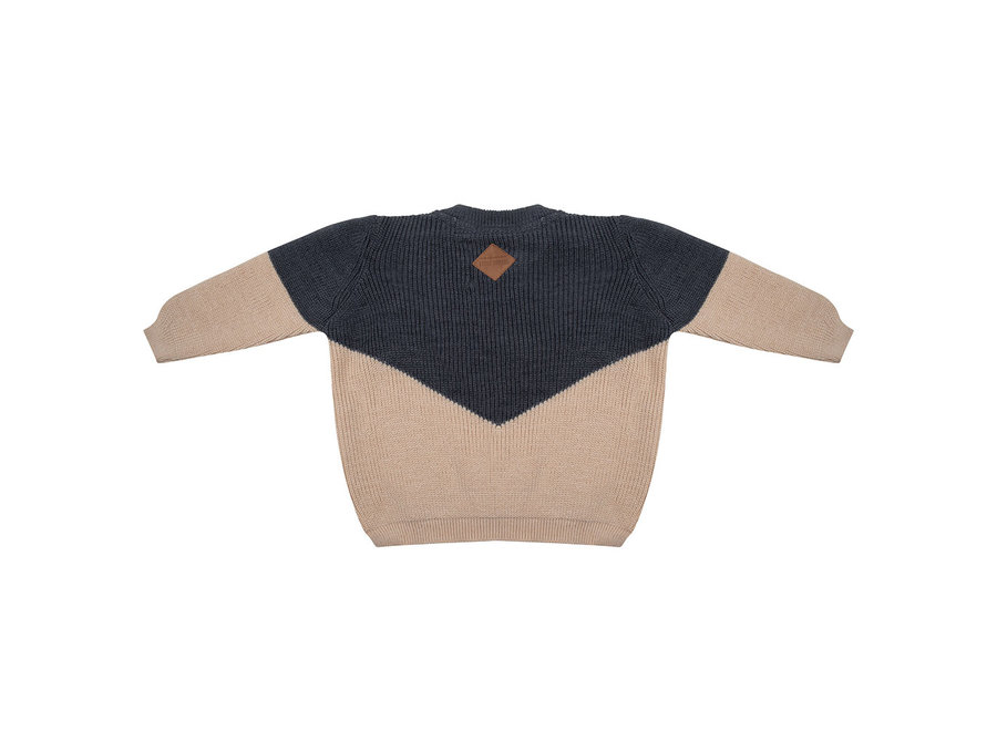 Little Indians - Knit Sweater - Iron