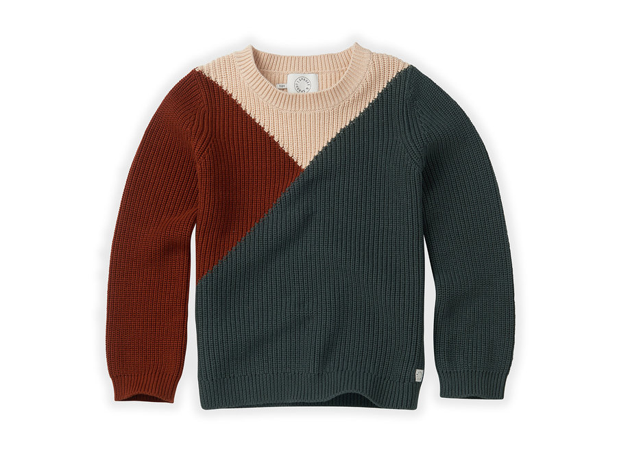 Sproet & Sprout - Sweater Colourblock