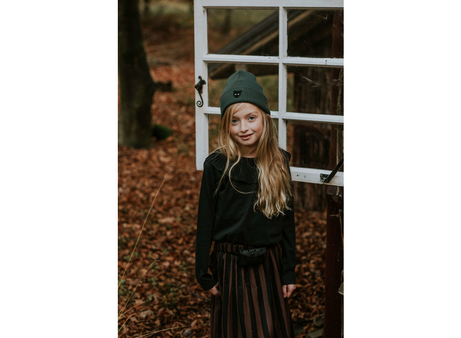 Sproet & Sprout - Long Skirt Painted Stripe