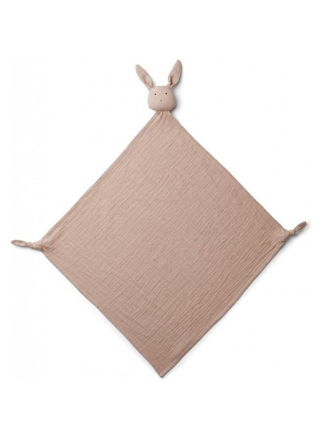 Liewood - Robbie Multi Muslin Cloth - Rabbit Rose