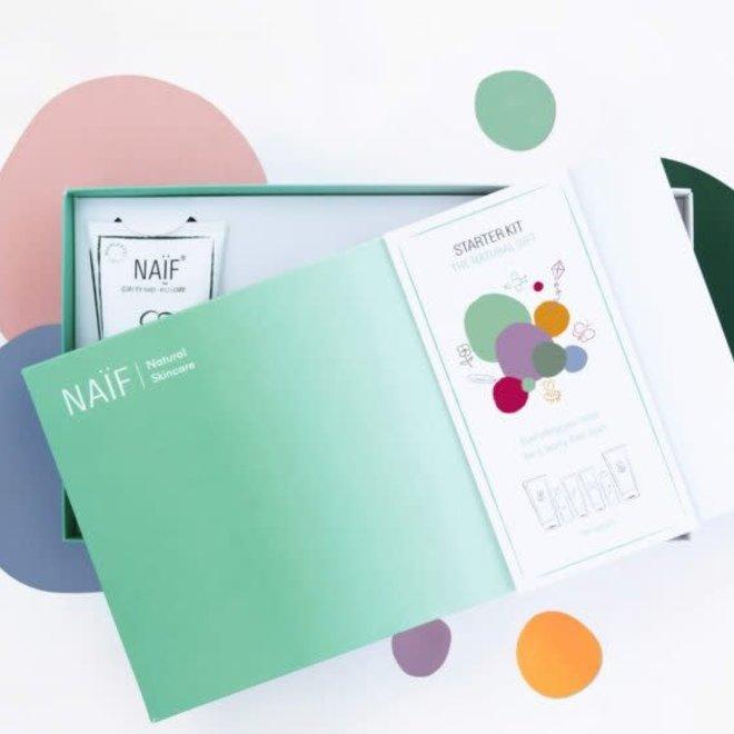 Geboortelijst Katia - Naif - Baby Starters Kit