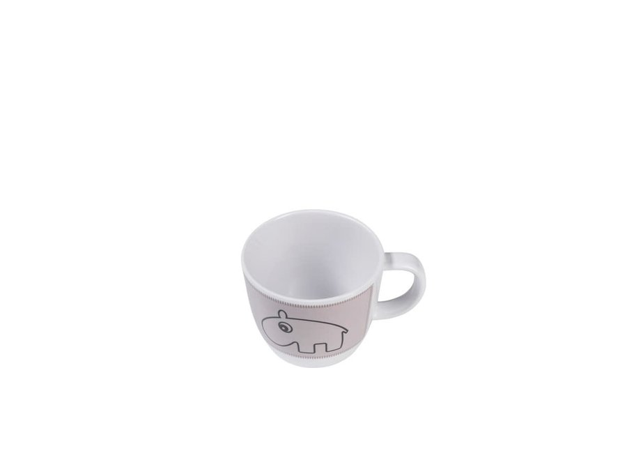 Done By Deer - Contour Cup - Grey