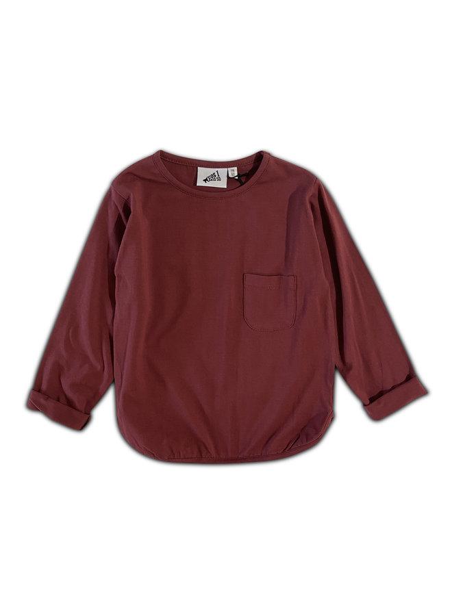Cos I Said So - Longsleeve T-shirt - Roan Rouge