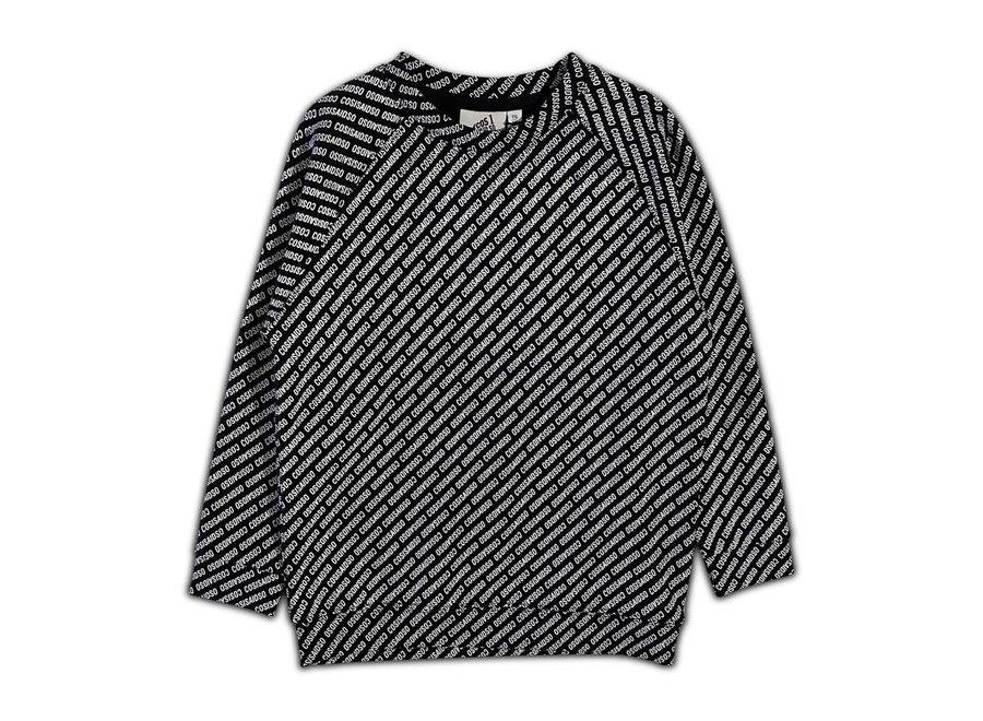 Cos I Said So - Sweater - Logo Print