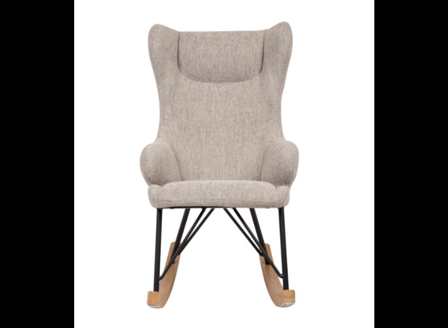 Geboortelijst Katia - Quax - Rocking Chair -  Soft Grey - Deel 1