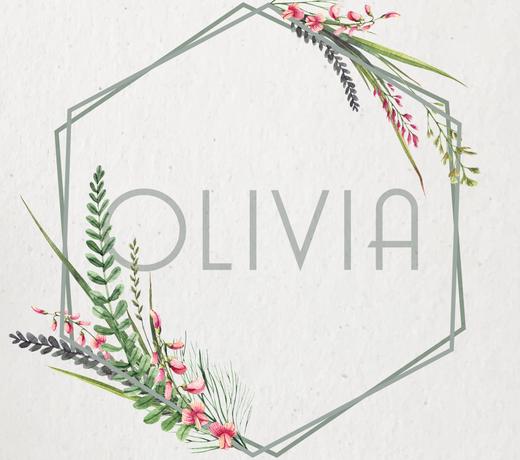 Geboortelijst Olivia