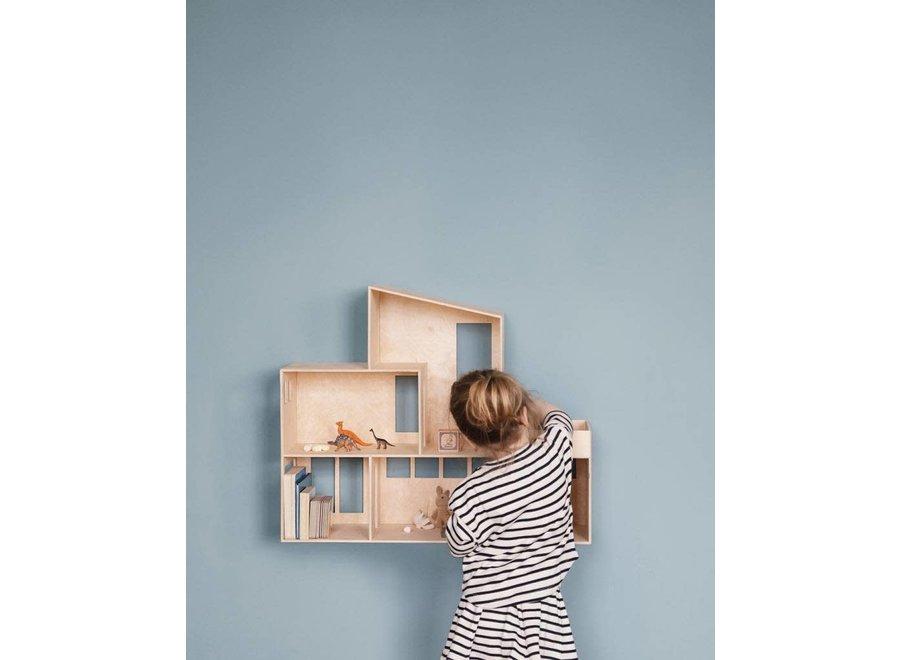 Geboortelijst Veerle -  Ferm Living - Modern house 'Funkis' - Deel 2