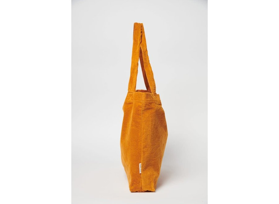 Studio Noos - Orange Rib Mom Bag