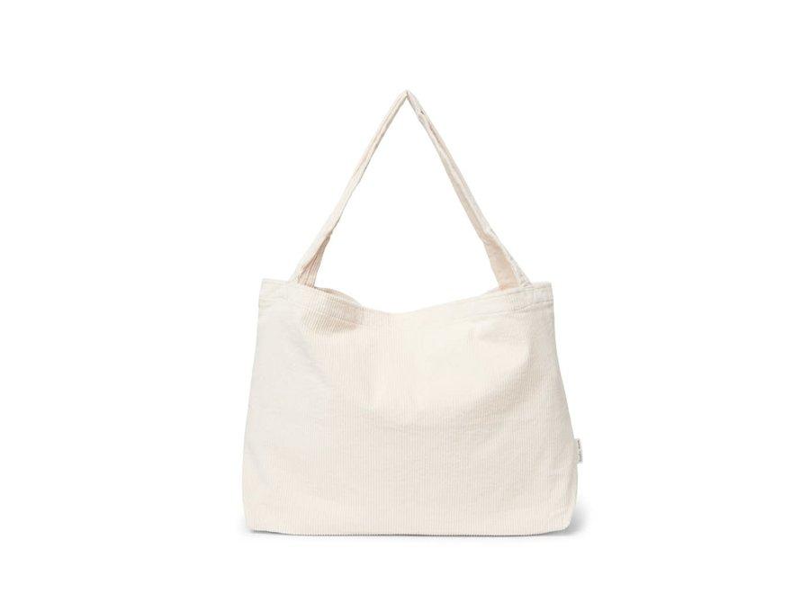 Studio Noos - Old White Rib Mom Bag