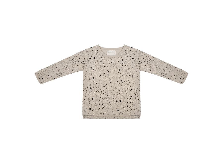 Little Indians - Longsleeve T shirt - Dapple Cement