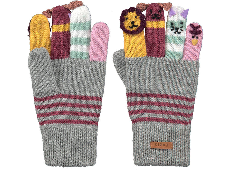 Barts - Puppet Gloves (4 - 6 year)