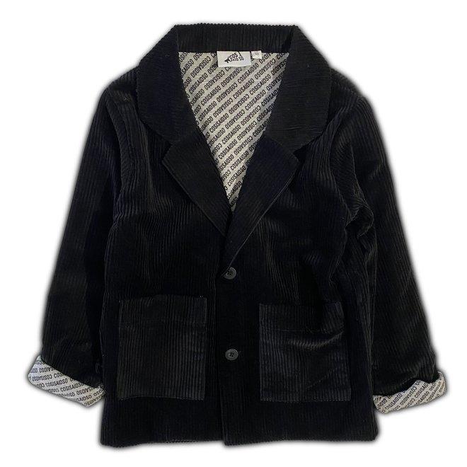 Cos I Said So - Blazer Corduroy - Black