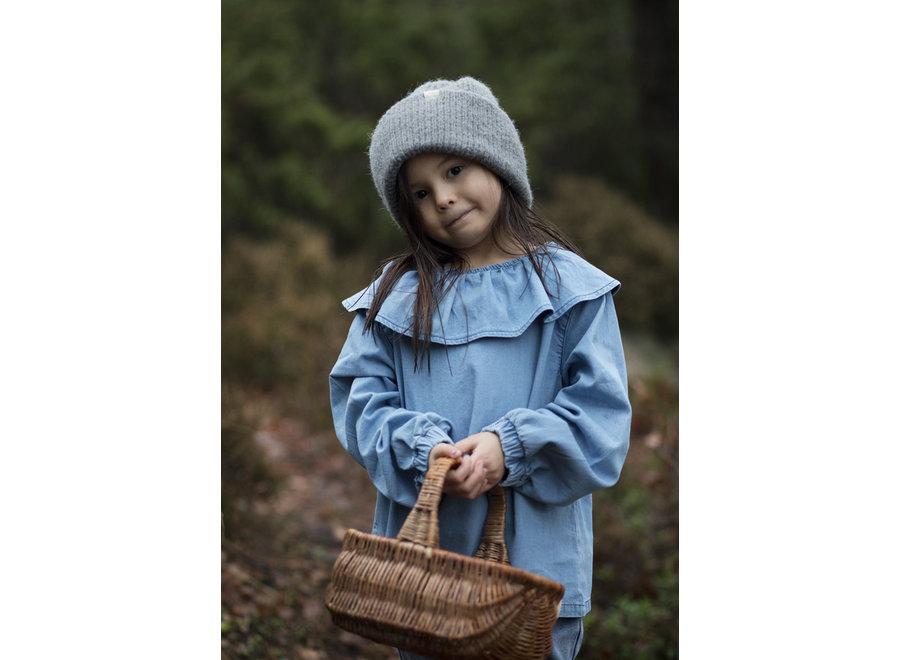 I Dig Denim - Billie Denim Blouse - KID