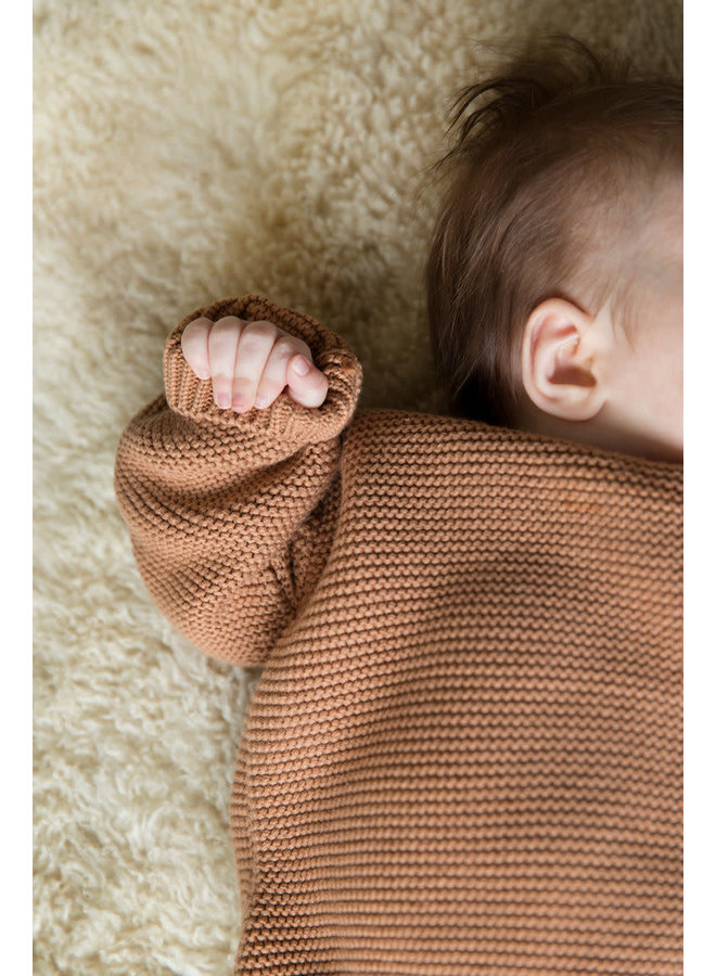 I Dig Denim - Mist Sweater - Baby