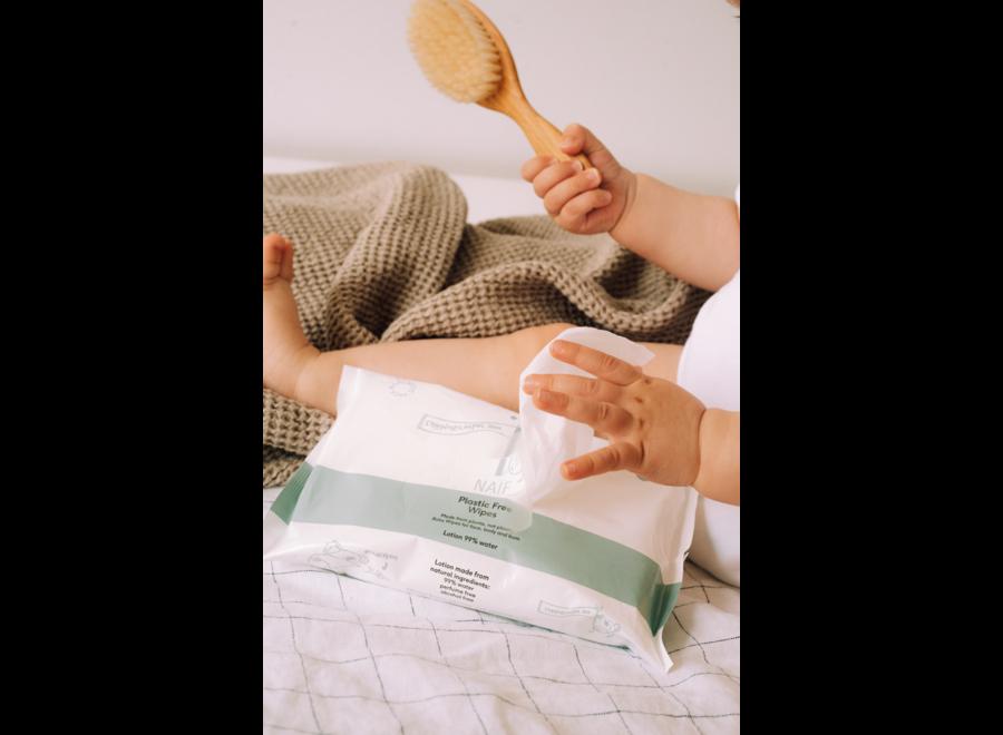 Naïf - Baby & Kids - Plastic Free Wipes