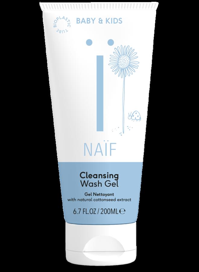 Naïf - Milde Baby Wash Gel
