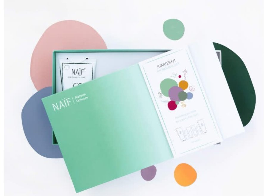 Geboortelijst Fien - Naif - Baby Starters Kit