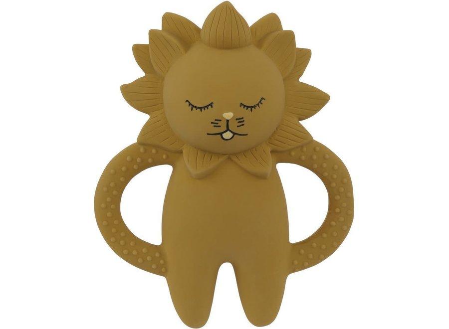 Konges Slojd - Teeth Soother Lion - Mustard
