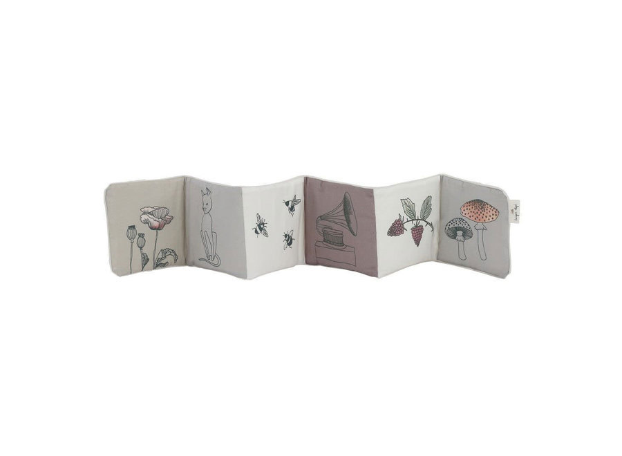 Konges Slojd - Fabric Book Girl