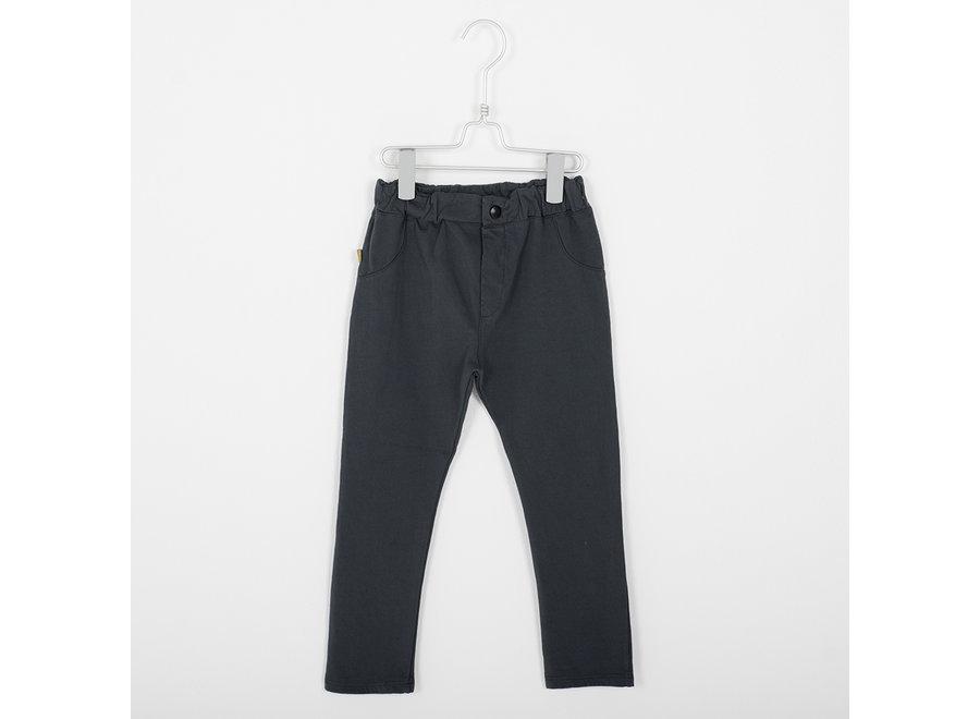 Lötiekids - Pants 5 pockets - Vintage black