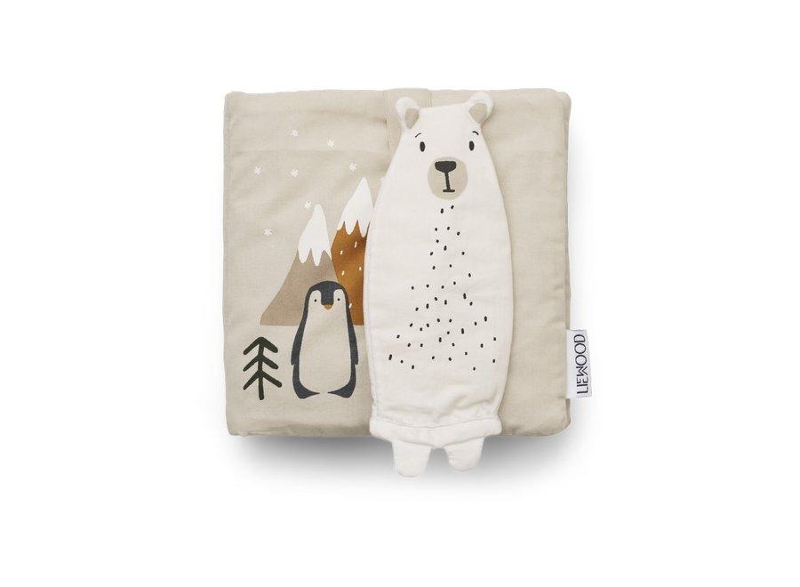 Liewood - Benny Fabric Book - Arctic Mix