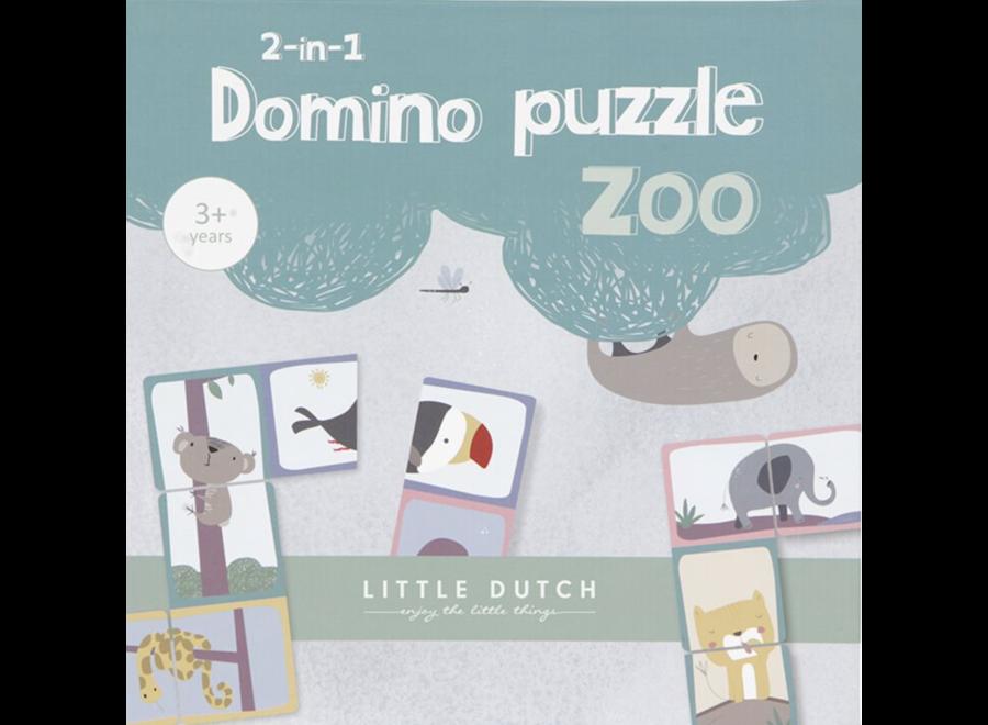 Little Dutch - Domino puzzel