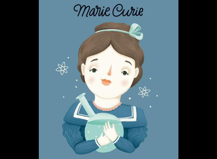Marie Curie - Prentenboek