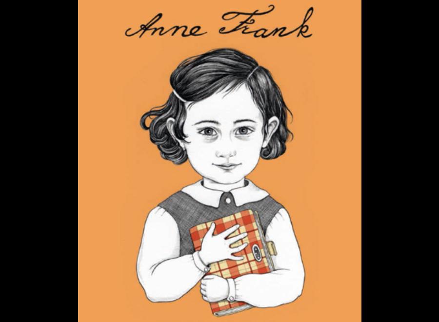 Anne Frank - Prentenboek