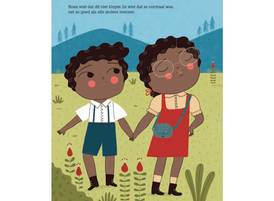 Rosa Parks - Prentenboek