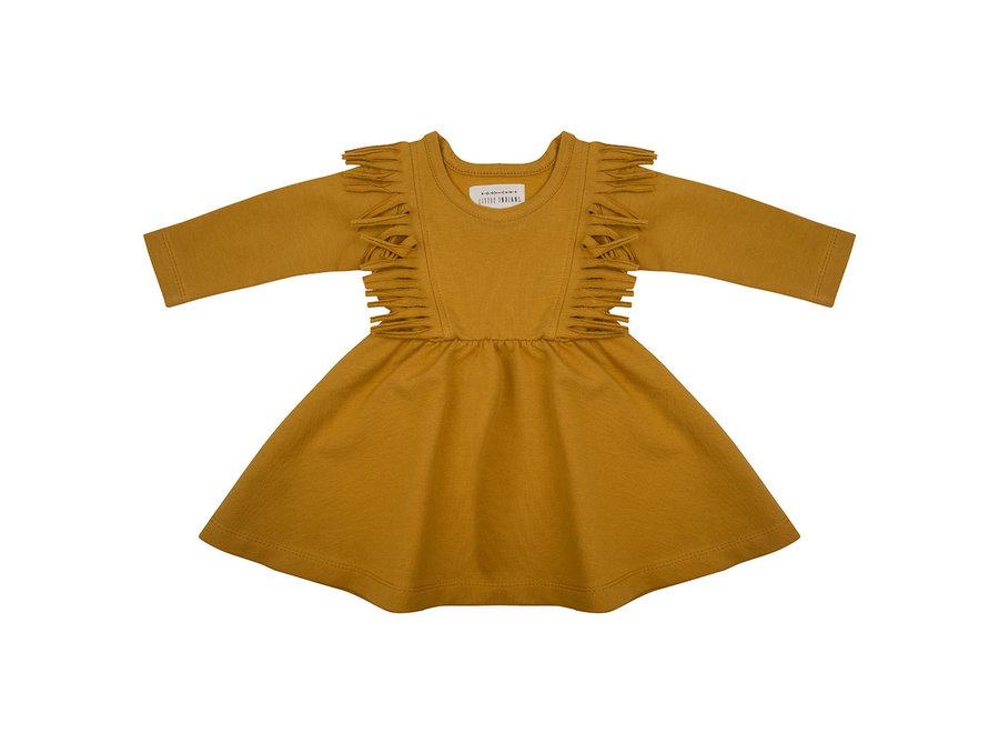 Little Indians - Boho Dress - Honey