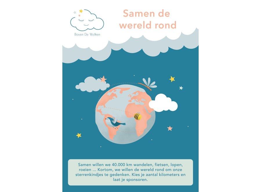 Steun Boven De Wolken - Project 'Samen de wereld rond'