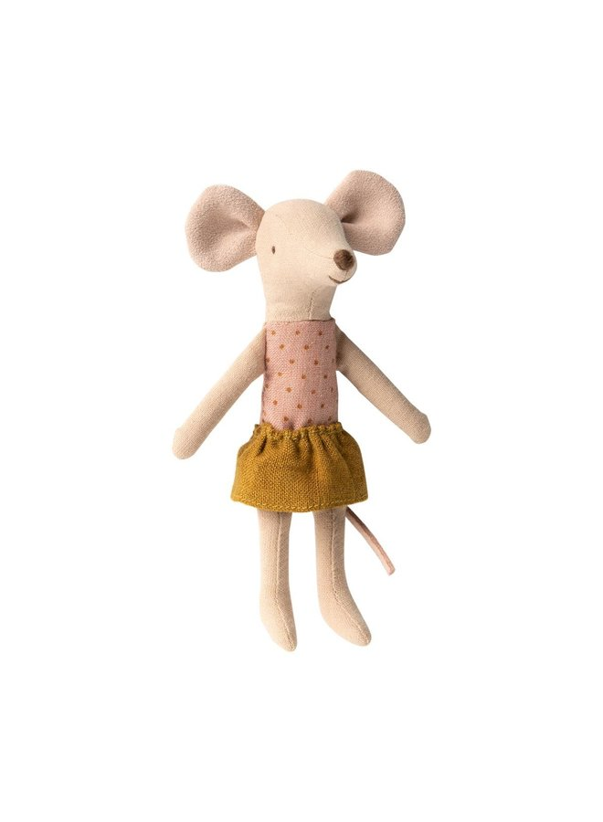 Maileg - Big Sister  mouse in matchbox