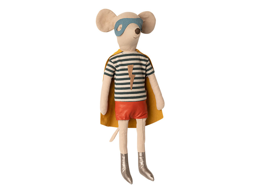 Maileg - Super hero mouse - Maxi  Boy (SOON)