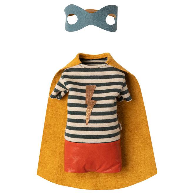 Maileg - Super hero mouse - Maxi  Boy