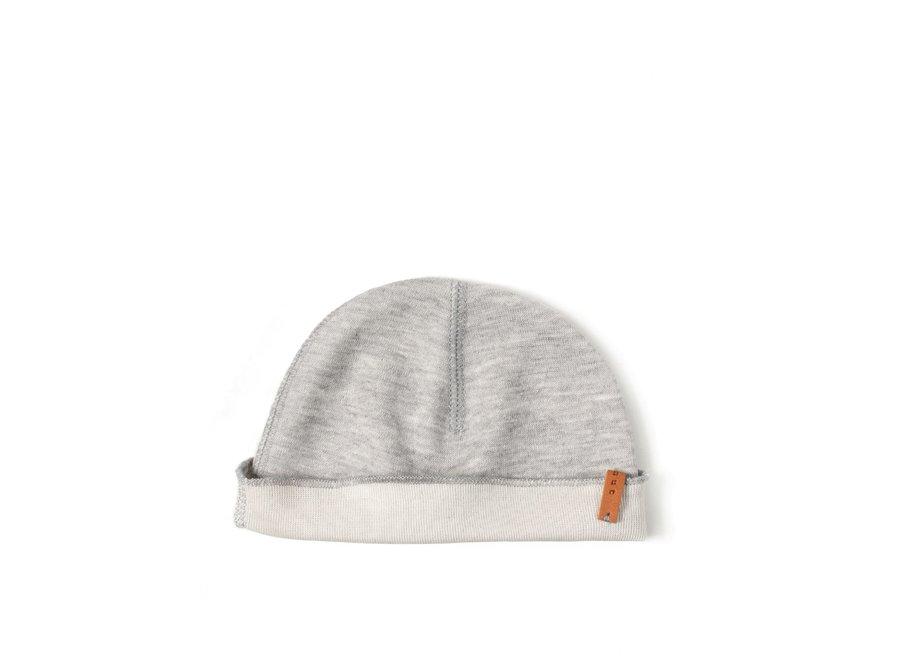 Copy of Nixnut - Double Hat - Grey (50/56)