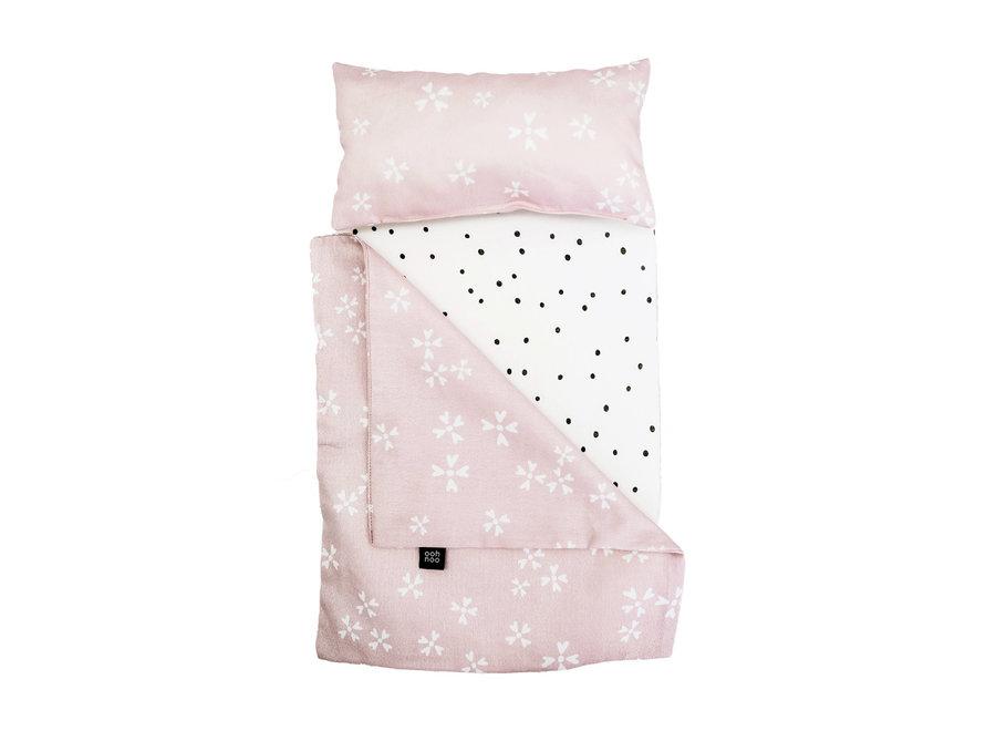 Ooh Noo - Bedding set - Blushing Blossoms