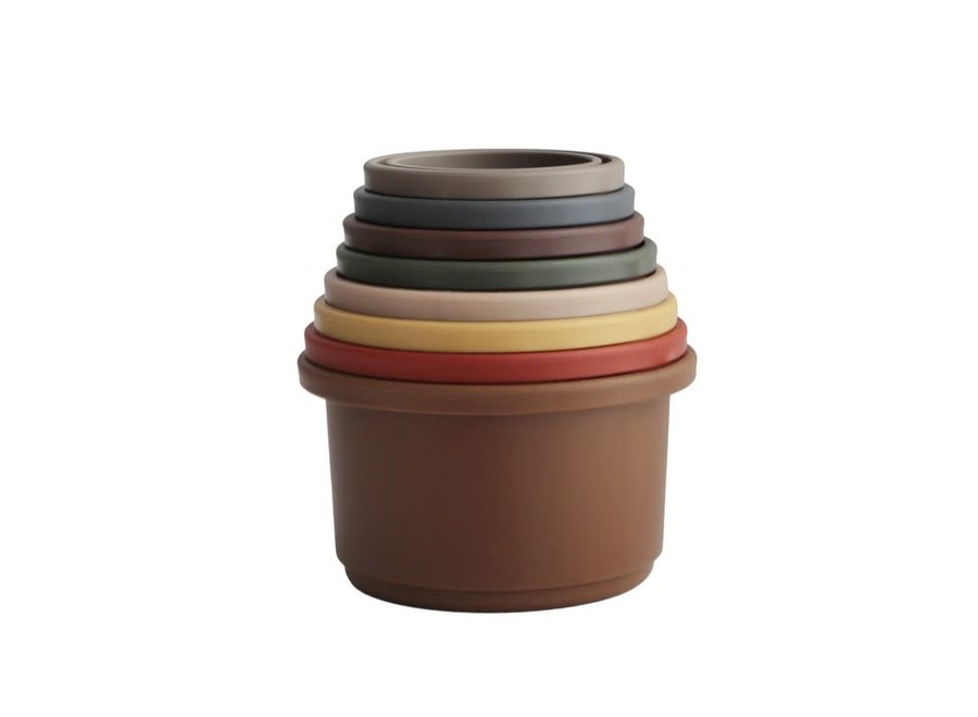 Copy of Mushie - Stacking Cups Retro